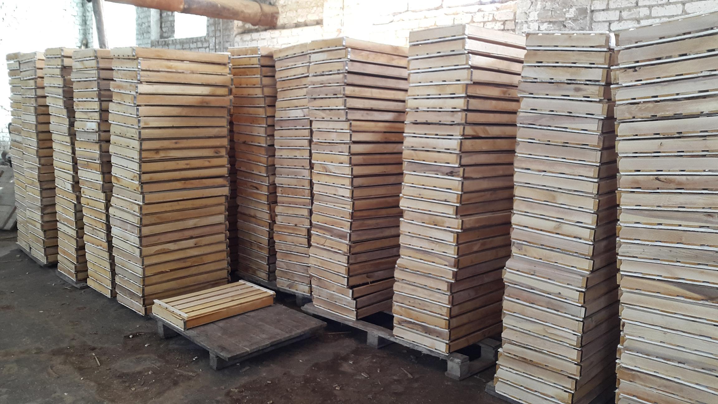 Лотки хлебные деревянные - АгроСервер ру